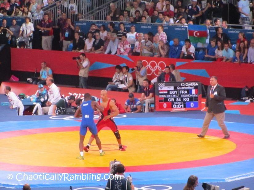 greco roman wrestling Olympics London 2012